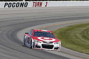 NASCAR Cup Race report Larson wins Stage 2 after stoppage for heavy crash