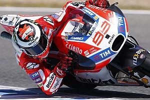 MotoGP Noticias de última hora Lorenzo y Dovizioso no probaron ningún nuevo carenado en Mugello