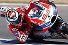 Jorge Lorenzo: MotoGP-Umbau in Barcelona