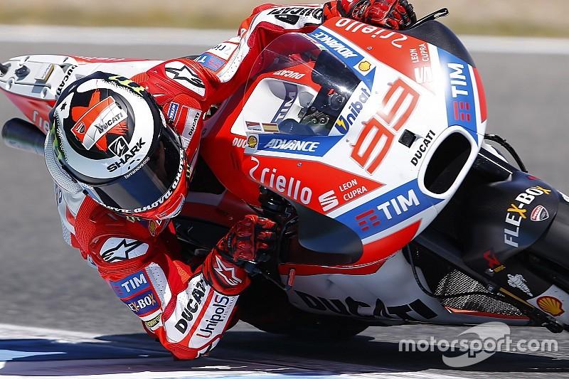 """【MotoGP】ロレンソ「リヤブレーキをいかに使うかが""""復活""""への鍵」"""
