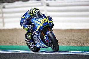 MotoGP News MotoGP: Motorrad von Suzuki besser als seine Ergebnisse