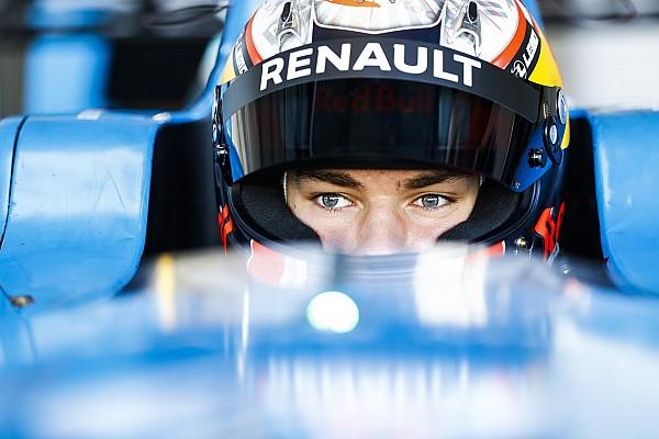 Formula E BRÉKING Gasly kétszer is pontot szerzett a Formula E-beugrón
