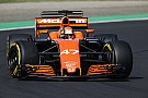 Norris feels ready to be McLaren's third driver