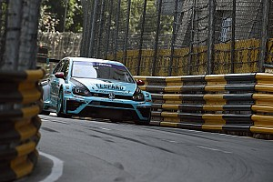TCR Race report Macau TCR: Comini clinches title after bizarre finale