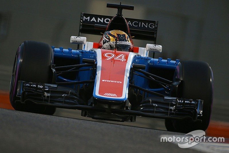 Manor's Formula 1 future in doubt