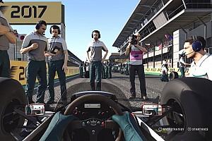 eSports BRÉKING F1 2017: ilyen a legendás McLarennel versenyezni a játékban