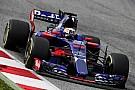 Не все проблемы Toro Rosso связаны с Renault, признал Сайнс