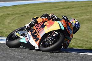 Moto2 Testbericht KTM-Moto2-Einstand nach Maß: Bestzeit beim Test in Jerez