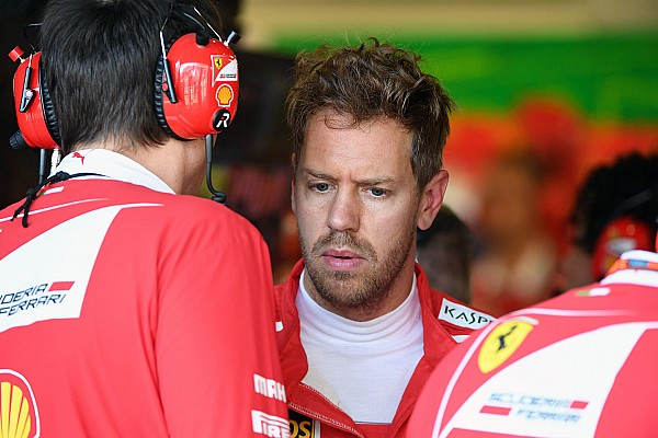 Formula 1 Breaking news Villeneuve: Vettel swipe was 'ugly' but no big deal