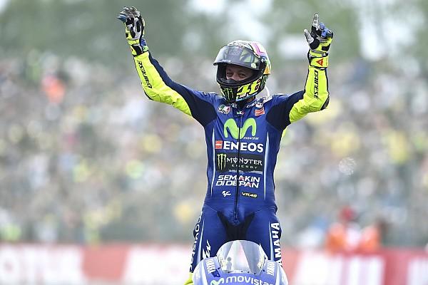 MotoGP Los lectores de Motorsport.com eligen a Rossi como el mejor del GP de Holanda
