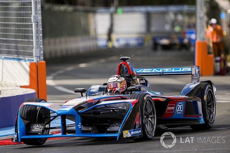 Gutiérrez fue reemplazado por Sarrazin en la Fórmula E