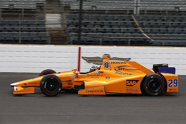 IndyCar News McLaren: Kostenlose Werbung für Sponsoren auf Alonsos Indy-500-Auto