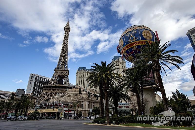 Haas en faveur d'un Grand Prix à Las Vegas