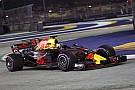 Formel 1 2017 in Singapur: Daniel Ricciardo ist der Mann des Tages