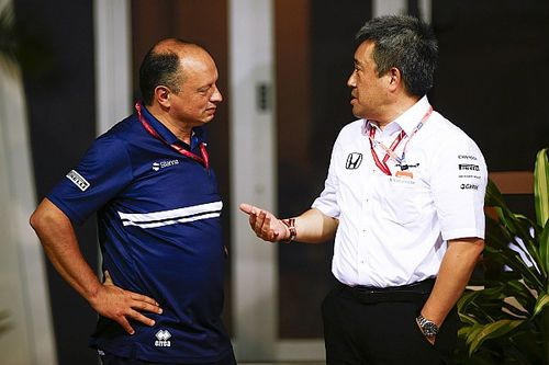 Vasseur cancelled Honda deal on first day at Sauber