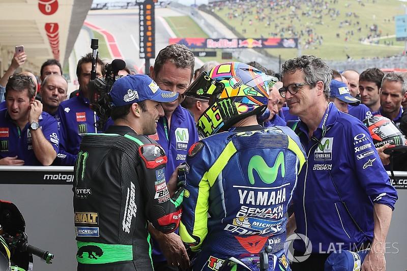 Zarco: Memalukan untuk berada di belakang Rossi