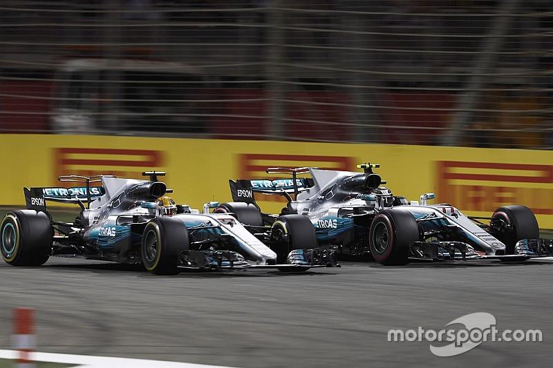 """【F1】ボッタス、序盤の苦戦は「グリッドで""""発電機""""が故障したせい」"""