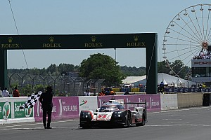 Porsche ziet Le Mans-comeback met elektrisch prototype wel zitten