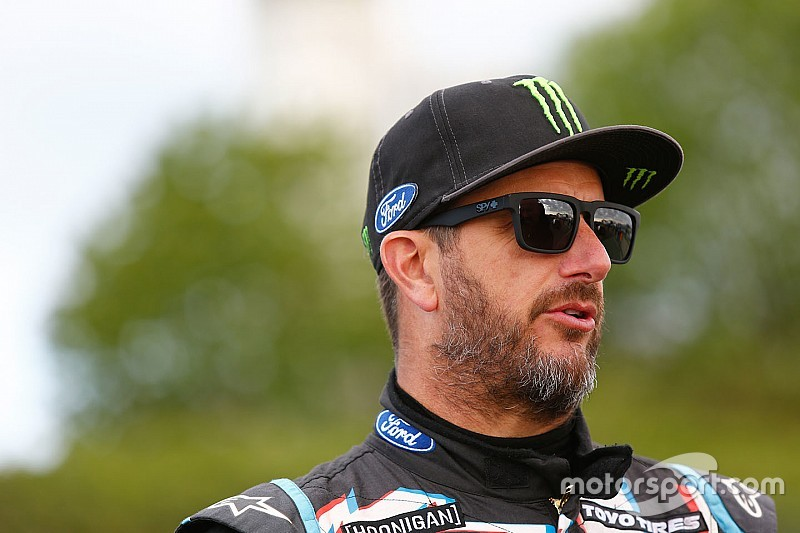 Ford no descarta un regreso de Ken Block al WRC en 2018