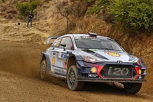 WRC Новость В Hyundai столкнулись с необъяснимыми поломками на Ралли Мексика