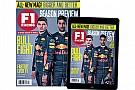 Обновленный журнал F1 Racing поступил в продажу