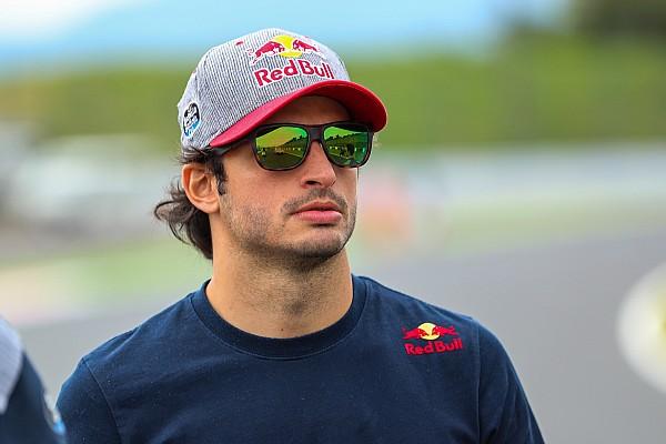 Carlos Sainz: Wäre auch bei Toro Rosso glücklich gewesen