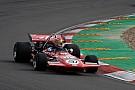Retro Toestand gecrashte coureur op Circuit Zandvoort onveranderd