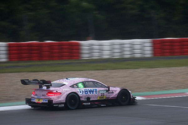 Auer beffa Wittmann e centra la pole per Gara 1 al Nurburgring