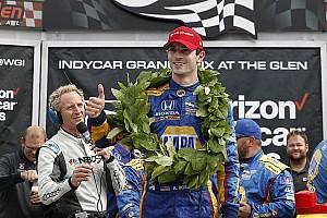 IndyCar Noticias de última hora Descartan que Alexander Rossi vuelva a Toro Rosso