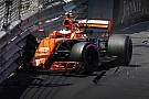 Formule 1 Vandoorne signe sa meilleure qualification malgré son crash