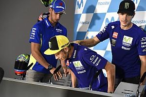 MotoGP Motorsport.com hírek Rossi felépülése még az orvosokat is meghökkentette