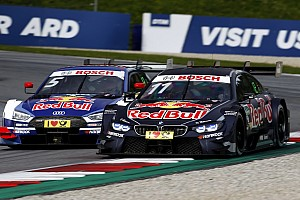 DTM: Marco Wittmann wirft Audi erneut