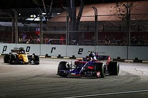 Formel 1 News Formel 1 2017: Entwicklungstempo von Renault macht Sainz Hoffnung