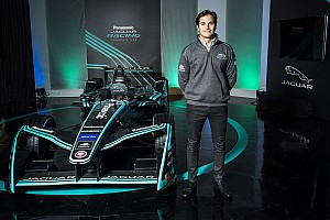 Formula E Breaking news Piquet resmi bergabung dengan tim Formula E Jaguar