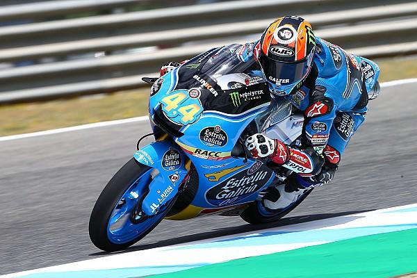 Moto3 Race report Jerez Moto3: Canet wins through last-corner double overtake