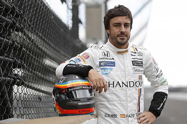 IndyCar 阿隆索完成Indy 500测试并受好评