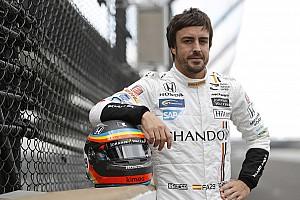 IndyCar 突发新闻 阿隆索完成Indy 500测试并受好评