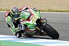 Espargaró réclame des progrès au niveau du pneu avant