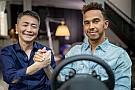 VIDEO: Lewis Hamilton jadi mentor di Gran Turismo Sport