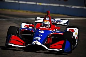 IndyCar Últimas notícias Mesmo abandonando, Leist celebra 1ª experiência na Indy