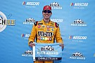 Kyle Busch earns pole position for the Coke 600 at Charlotte