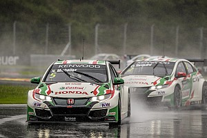 WTCC Breaking news Honda excluded from China WTCC race over fuel injector