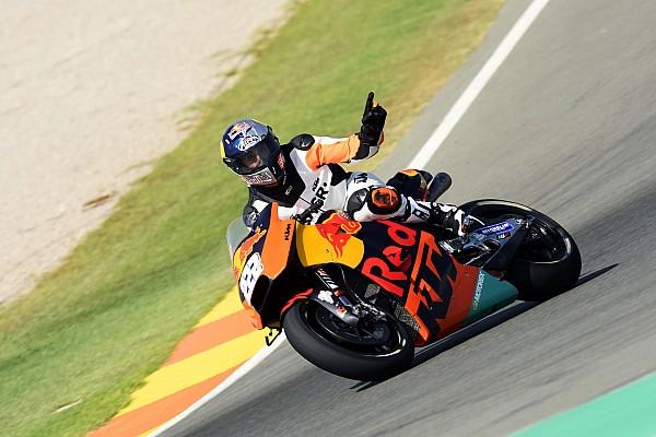 MXGP Breaking news Cairoli lakoni tes KTM MotoGP di Valencia