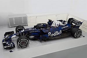 Formel 1 2018: Red Bull zeigt RB14 für Verstappen und Ricciardo