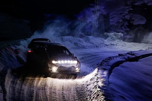 WRC En iyiler listesi Galeri: WRC İsveç Rallisi'nden en iyi kareler
