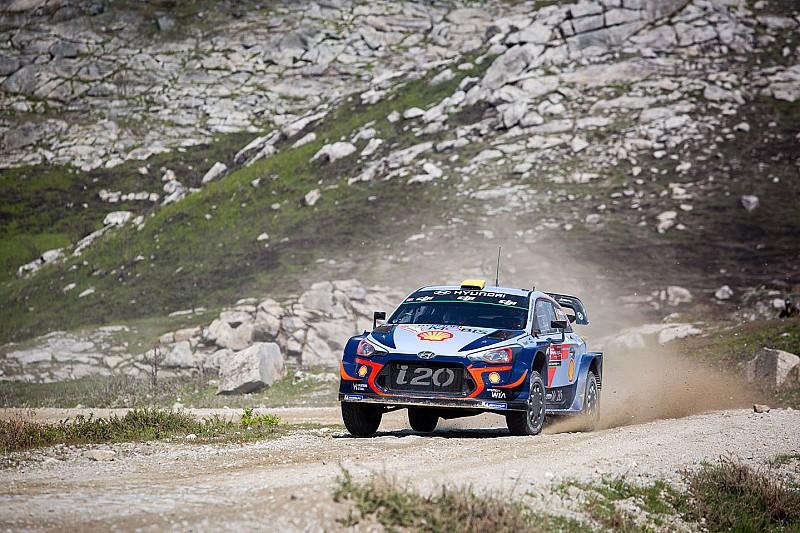 WRC İtalya: Mikkelsen lider, Hyundai 1-2