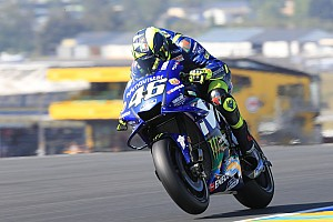 MotoGP Reaktion Rossi & Zarco erklären: Darum ist Yamaha in Le Mans so stark