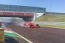 Kurios: Ferrari beklagt zu wenig Nässe bei Kwjat-Test