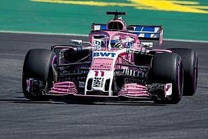 Racing Point revela la fecha de lanzamiento de su nuevo look