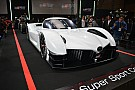 Toyota GR Super Sport Concept, sportscar berbasis TS050 Hybrid